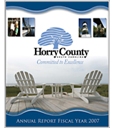 Horry County Annual Report