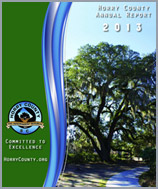 Horry County Annual Report 2013